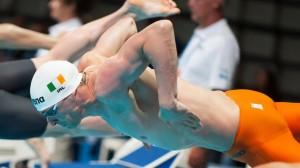 Barry Murphy diving