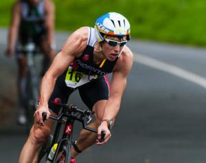 Kevin Thornton Irish triathlete cycling