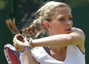 Lisa Whybourn professional tennis player
