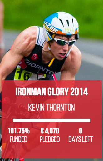Kevin Thornton Triathlete