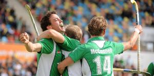 Irish Men's Hockey Team