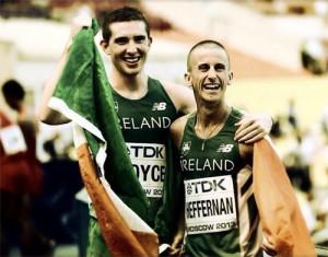 Brendan Boyce athlete sprinter