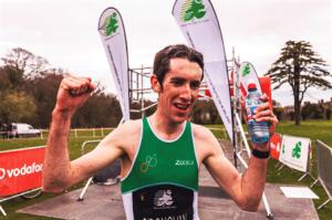 Athlete of the Week: Cathal O'Donovan