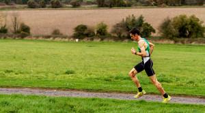 Cathal Running Irish duathlete member of Cork City Triathlon Club