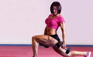 Layla Allen Bodybuilding Champion