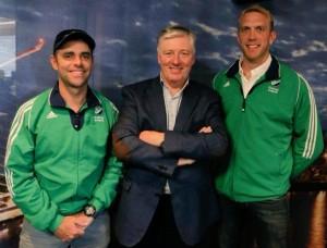 Newstalk's Pat Kenny getting behind Ireland's Olympic Hockey Fundraiser