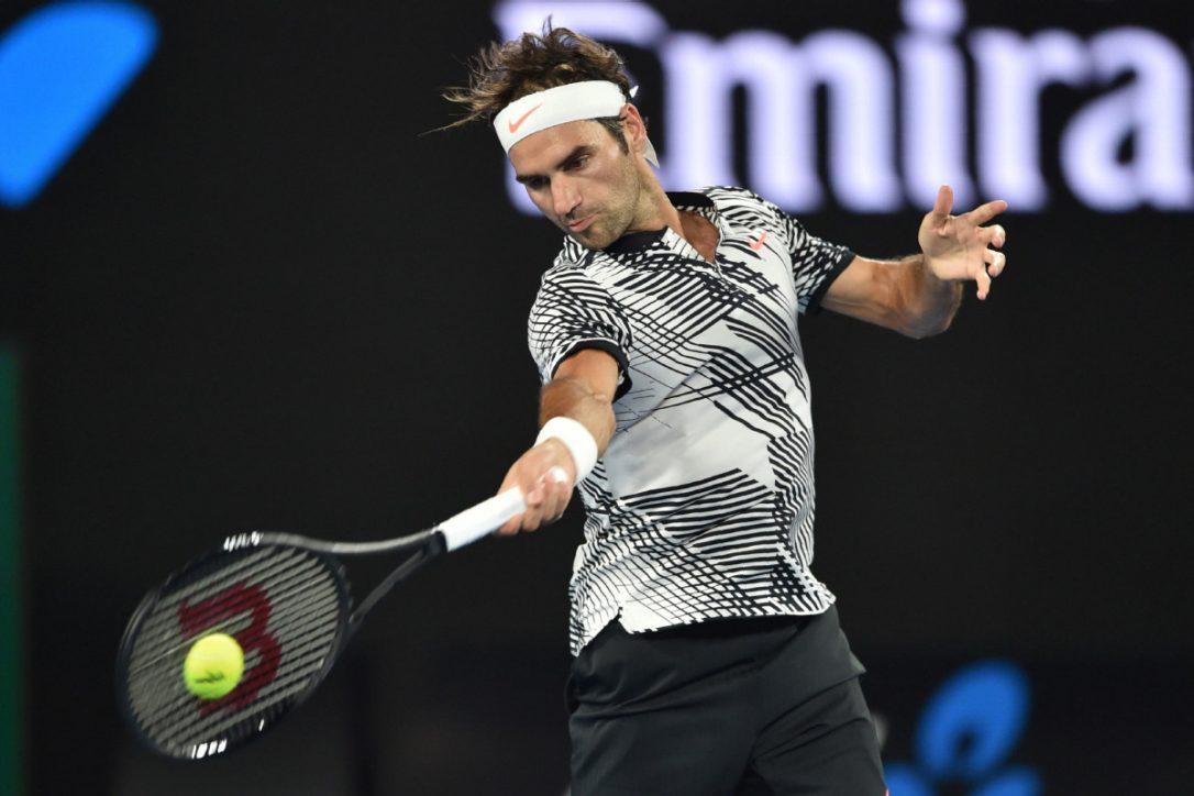 Federer Zverev Australian Open