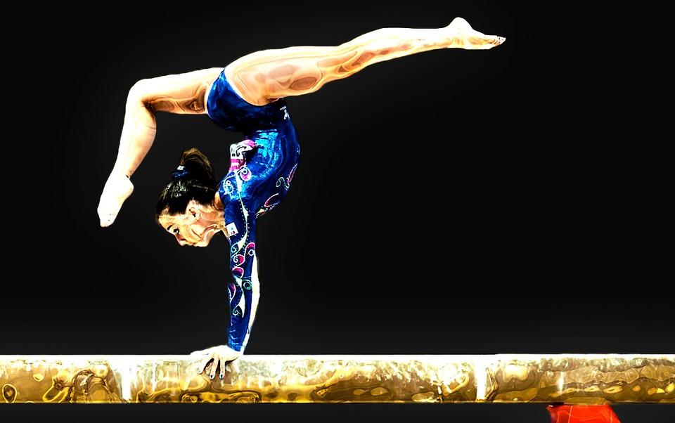 gymnastics sports mental
