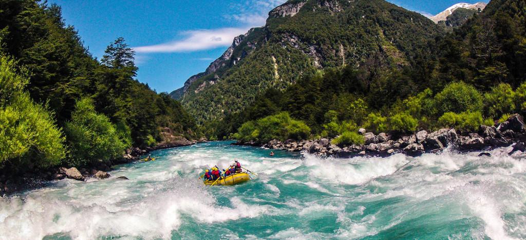 Rafting Bucket List