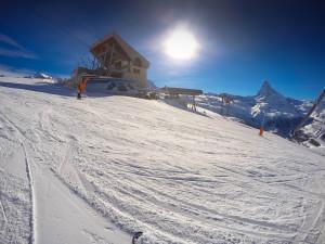 Switzerland perfect skiing destination