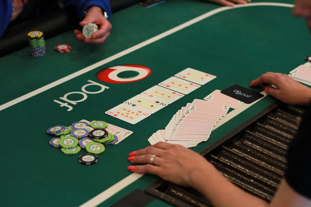 Sports Poker