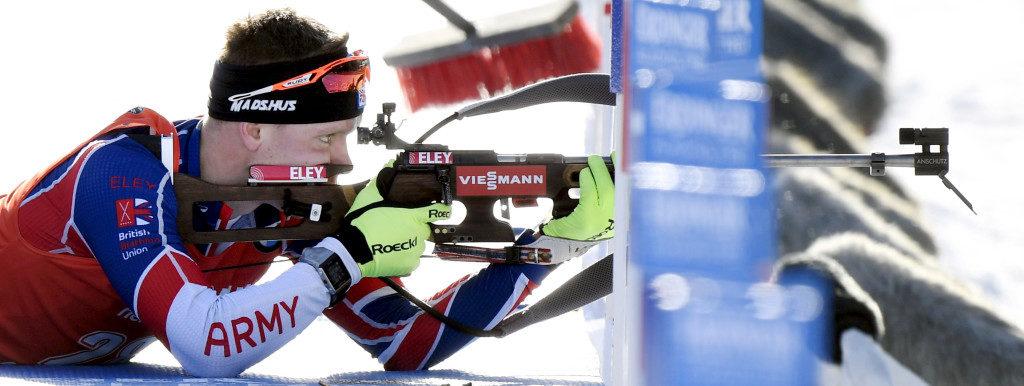 Multi disciplined sports - Biathlon