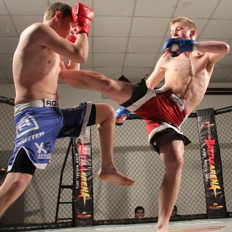 Combat Sport MMA
