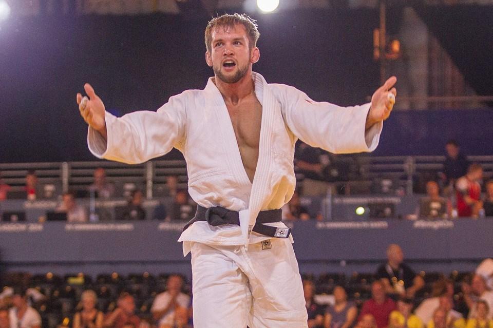 Combat Sport Judo