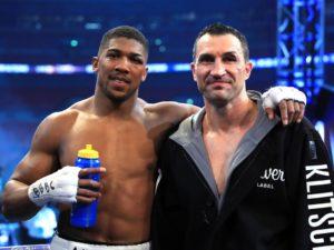 current boxing champions