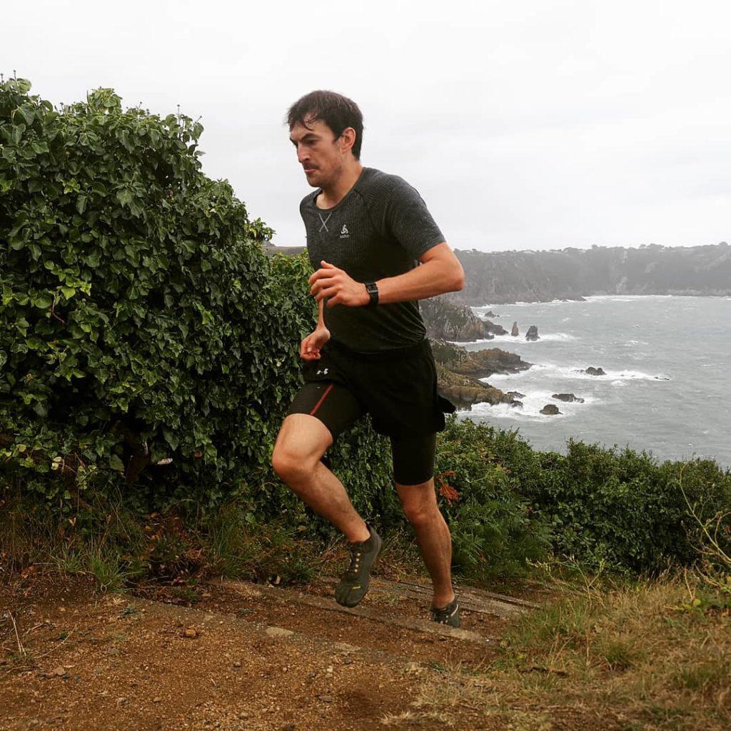 Athlete Ben Turner