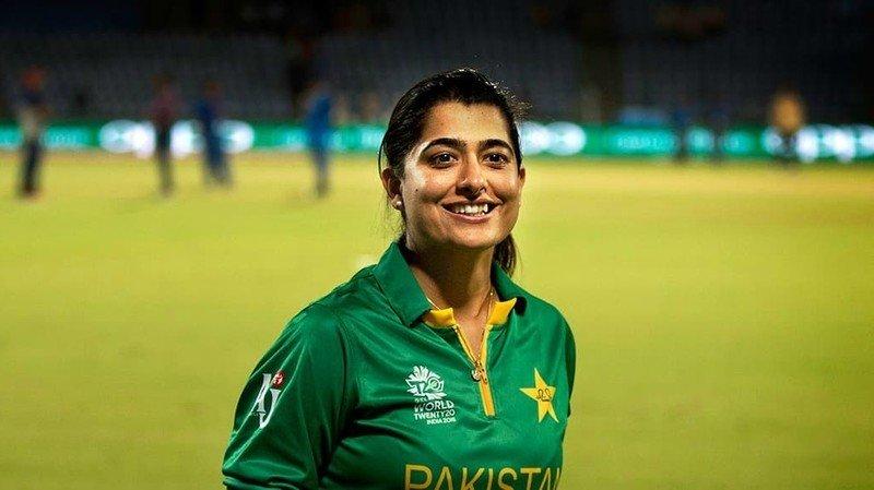 Sana Mir (Pakistan)
