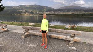 runner Samantha Harrison