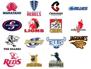 Super Rugby Teams